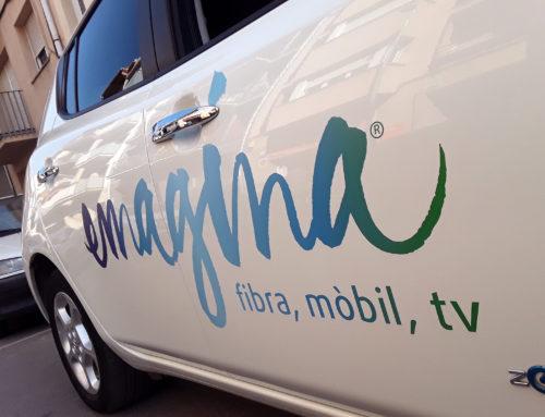 Retolació de vehicles: publicitat mòbil per a la teva empresa